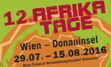 Afrika Tage Wien Flyer 2