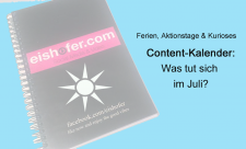 Content Plan eishofer Juli