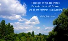 Facebook Wetter