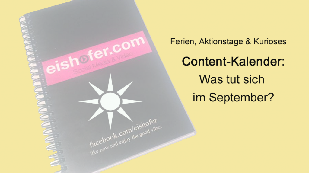 Content Plan September eishofer
