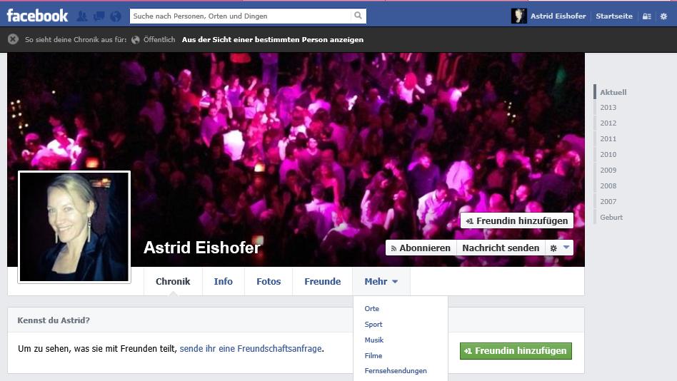 Facebook: So funktioniert die Abonnieren-Schaltfläche
