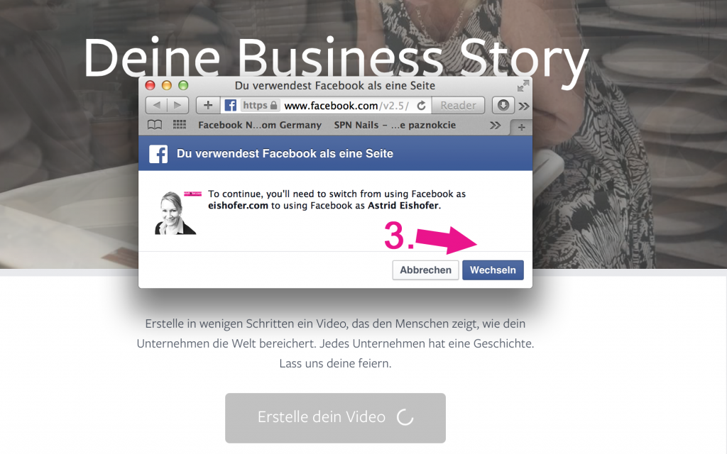 Facebook Business Video 2