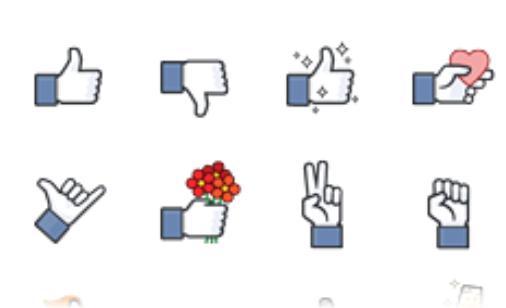 Welchen Facebook Daumen würden Sie für den neuen Newsfeed vergeben?