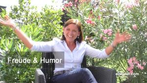 Freude und Humor Videodreh