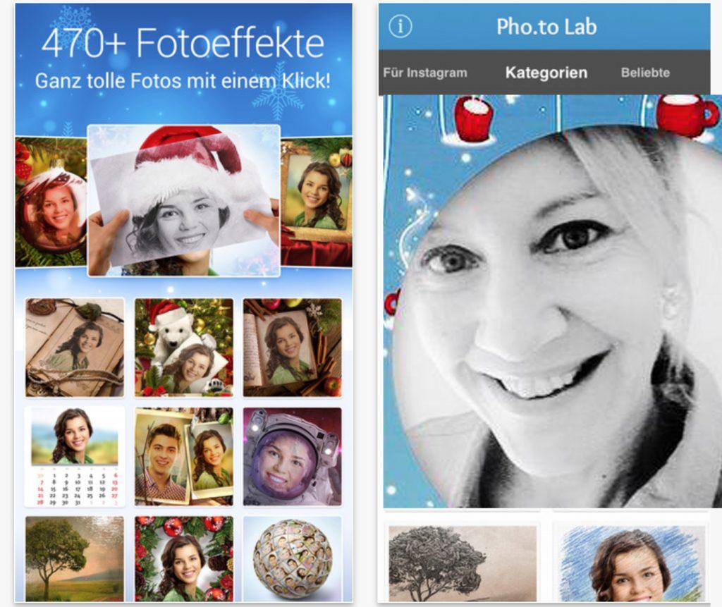 WEihnachts app 2